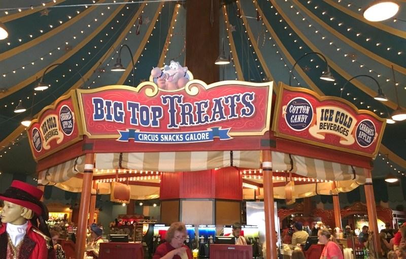 Fantasyland - Big Top Treats