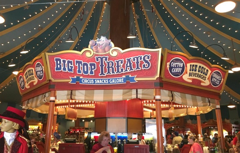 Fantasyland - Big Top Treats