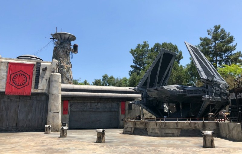 Ep. 68 – An Early Look at Star Wars: Galaxy's Edge in Disneyland