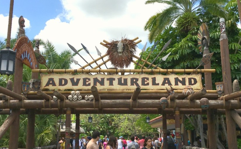 Ep. 74 – Adventureland Part I (Rides and Attractions)