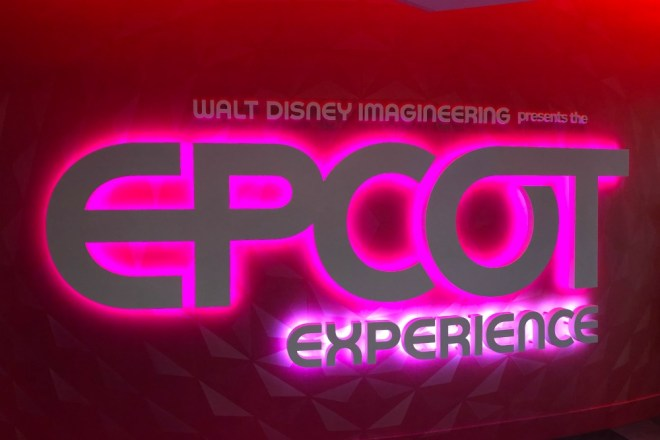 Epcot Experience