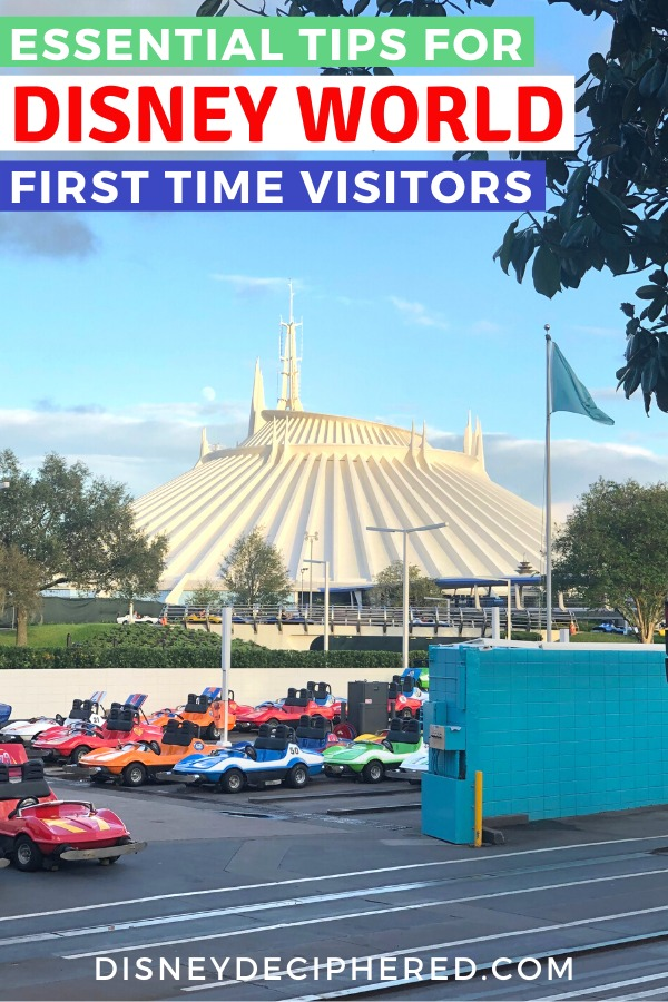 If you are new to Disney World, all the details and advance planning may seem overwhelming. Get the essential tips and learn the basics for a successful Disney vacation in this newbies guide, even if you are planning and preparing last minute! #disneyworld #disney