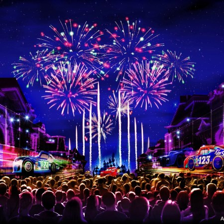 New Pixar fireworks coming to Disneyland in 2018
