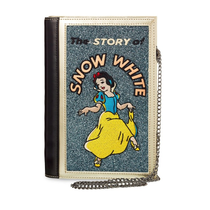 Snow White storybook clutch