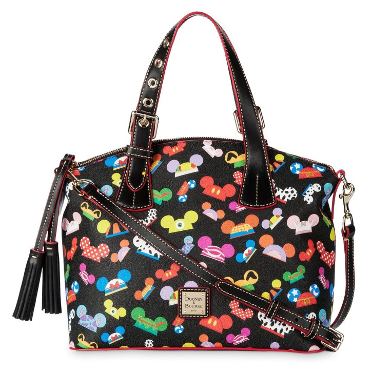 Disney ''Ear Hat I AM'' Trina Satchel - Dooney & Bourke