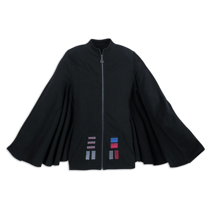 Darth Vader cape coat by Her Universe