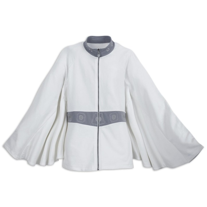 Princess Leia cape coat by Her Universe