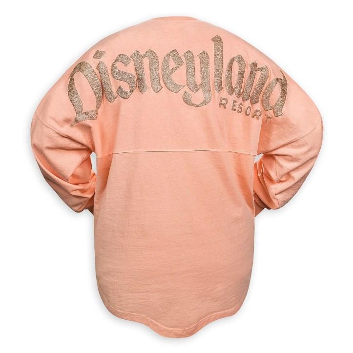 Disneyland rose gold spirit jersey