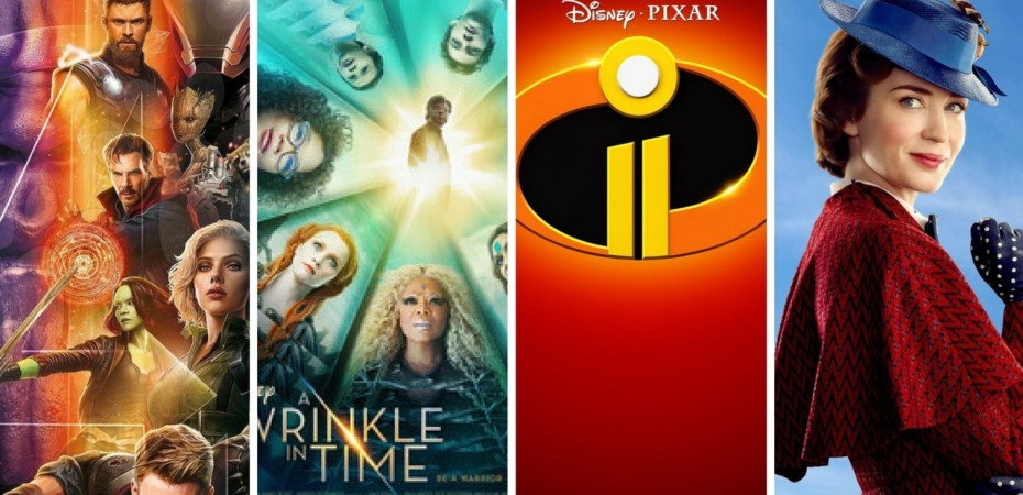 10 Disney movies are being released in 2018. Here is a look at them