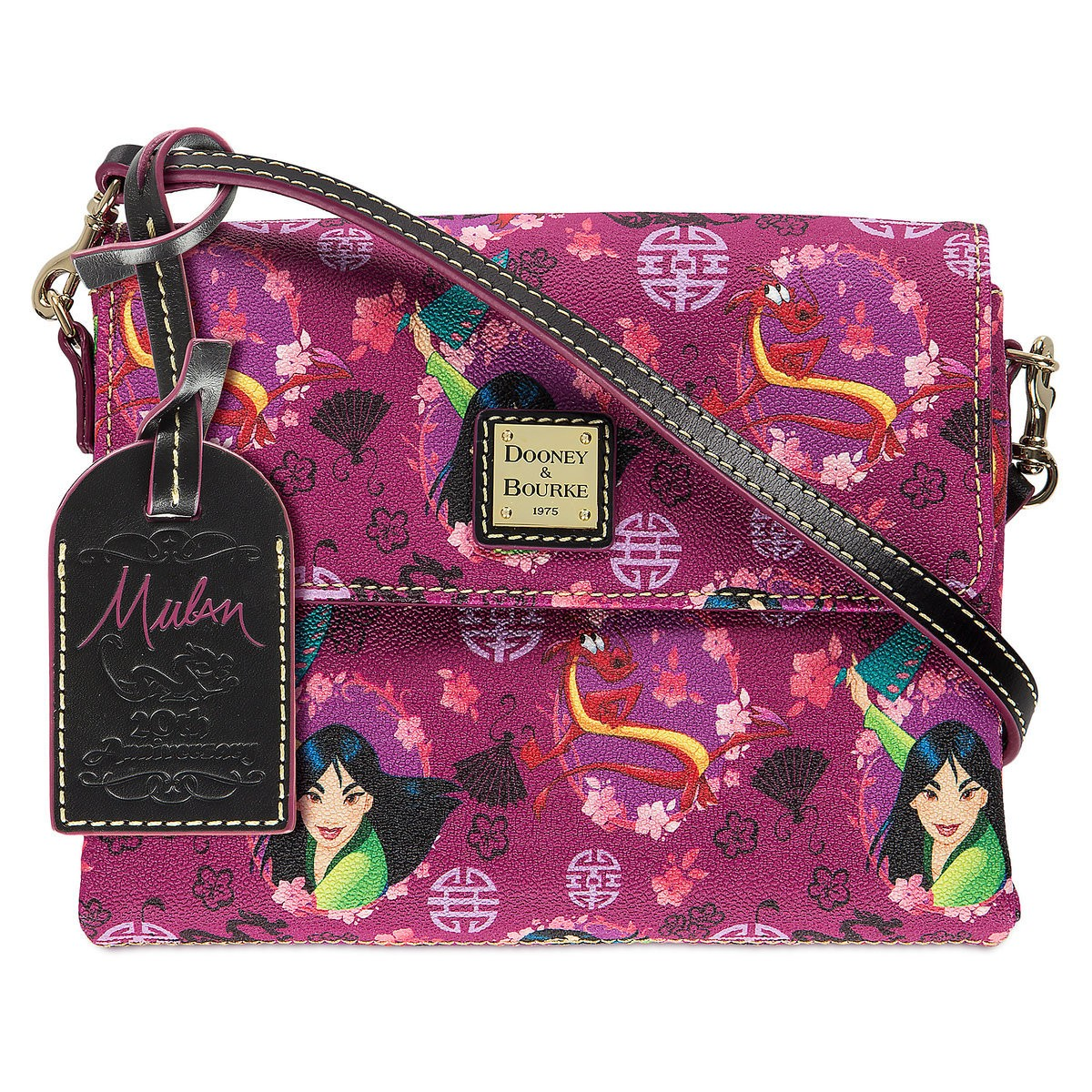 Dooney & Bourke releases 20th anniversary Mulan collection - Disney ...