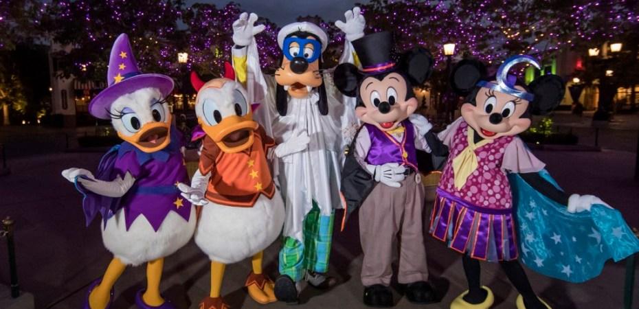 Halloween In Disneyland 2019.How Disneyland Resort Will Celebrate Halloween In 2019