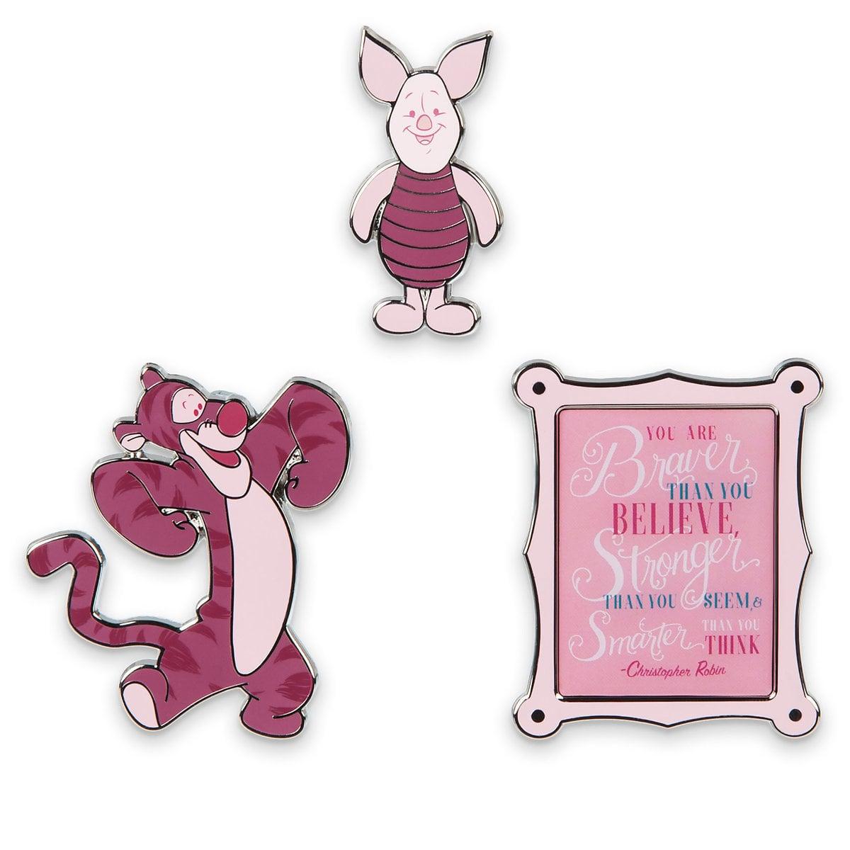 Disney Wisdom Collection Piglet Plush April 2019