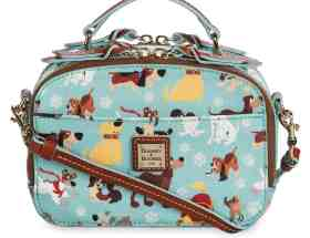 Disney Dogs Crossbody