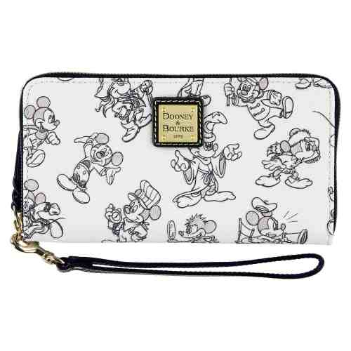 Mickey 90th Anniversary Wallet
