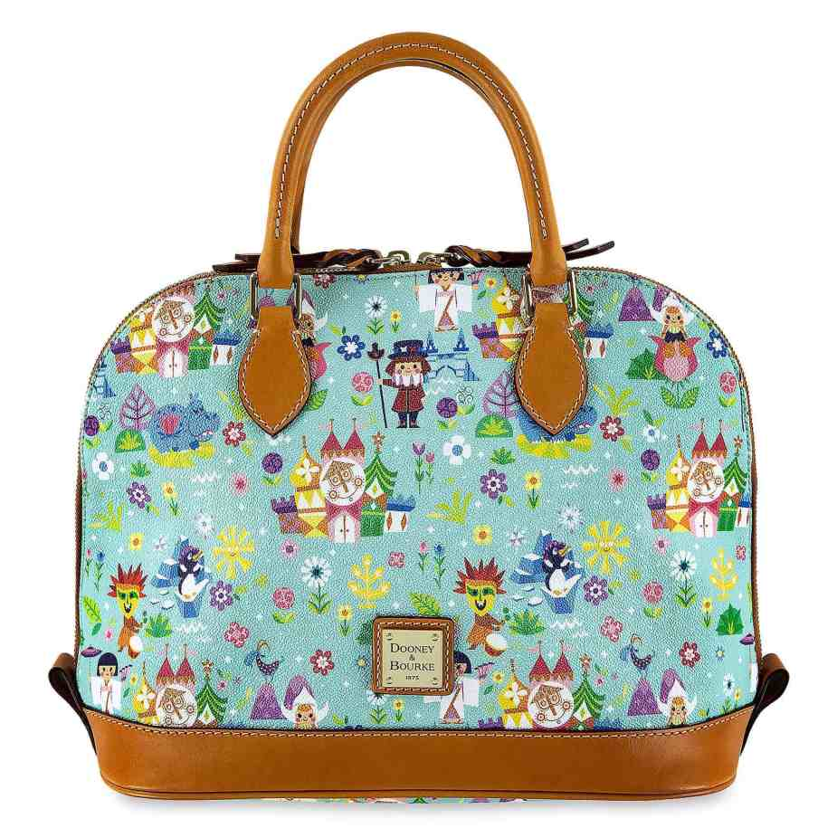 It's a Small World 2019 Satchel