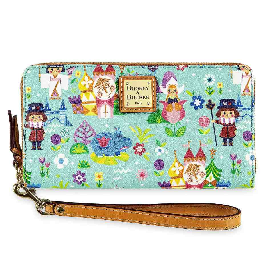 It's a Small World 2019 Wallet