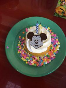 birthday at Disney