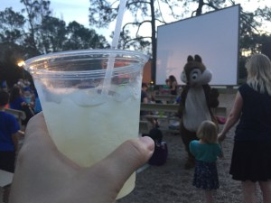 Moonshine at the Chip and Dale Sing along
