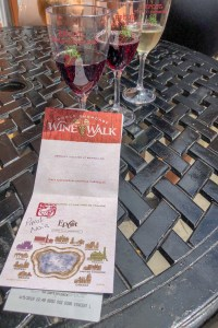 Wine Walk PAssport