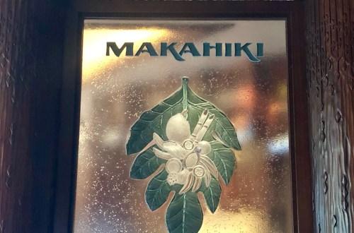 Makahiki Character Breakfast - Sign