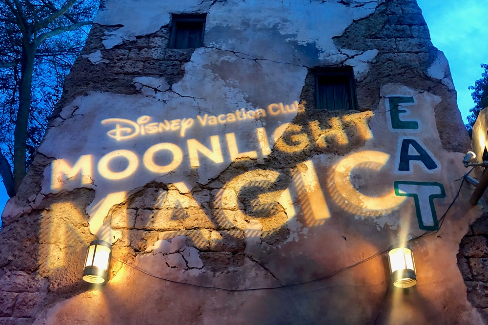 Moonlight Magic - Logo