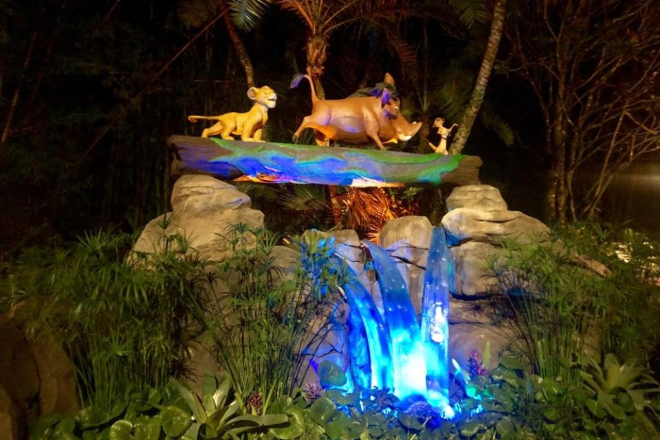Moonlight Magic - Lion King