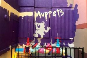 Muppets Paint - Disney Skip List