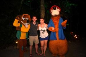 Moonlight Magic - Br'er Fox and Bear