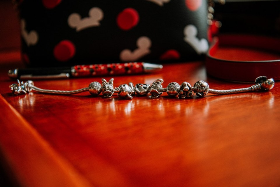 Disney Wedding - Bracelet
