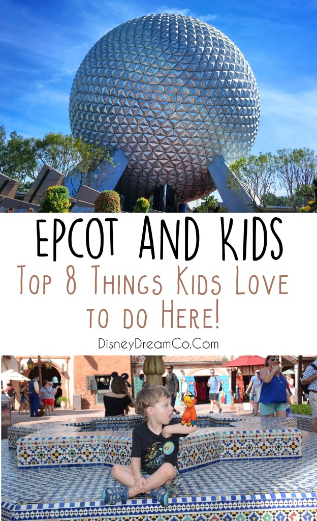 epcot and kids