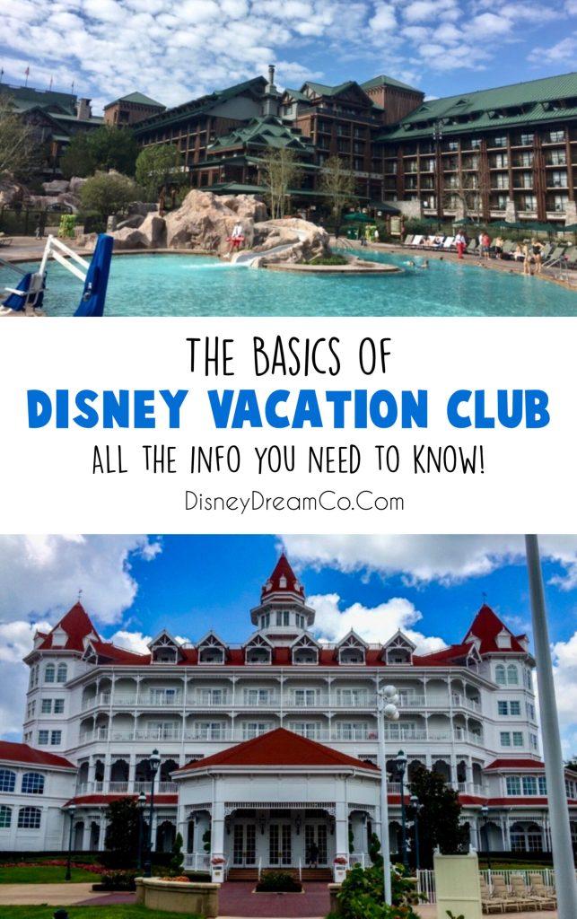 Disney World DVC Disney Vacation Club