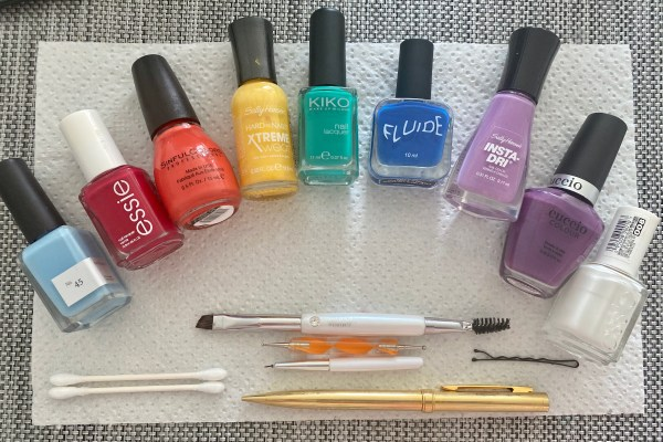 Nail Art Supplies - Up