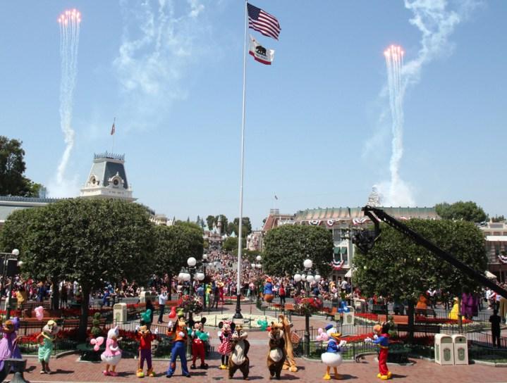 Disneyland 56th Birthday Celebration