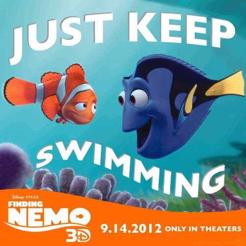 Finding Nemo 3d Announcement