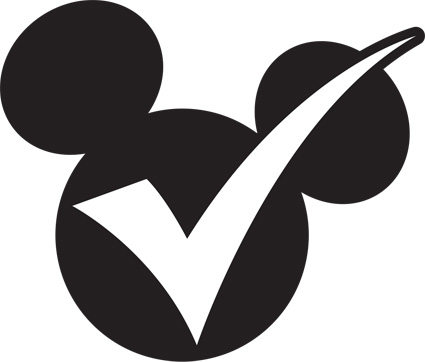 Mickey Check Healthy Food Disney Parks