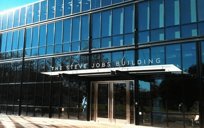 Steve Jobs Building Pixar Headquarters