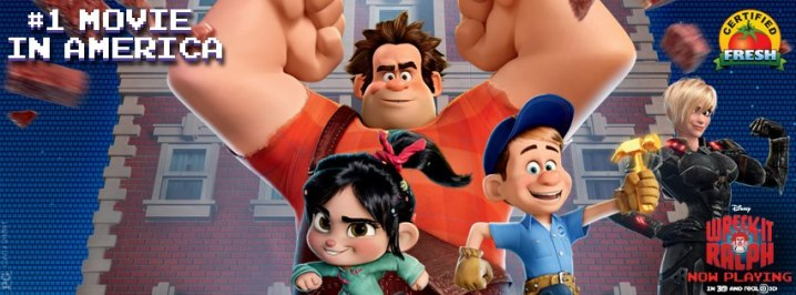 Wreck It Ralph Vanellope Fix It Felix Photo