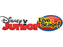 Disney Junior Live On Stage Logo