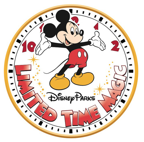 Limited Time Magic Logo