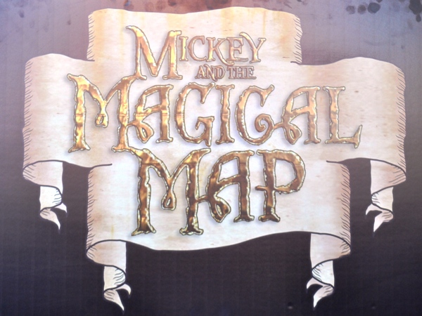 Mickey And The Magical Map Logo 2
