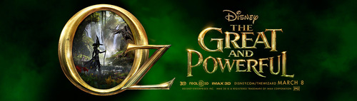 Oz The Great And Powerful Normal Logo