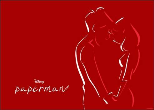 Valentines Day Paperman