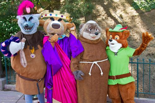 Robin Hood Long Lost Friends Week Disney Parks