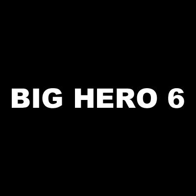 Big Hero 6 Logo Temp