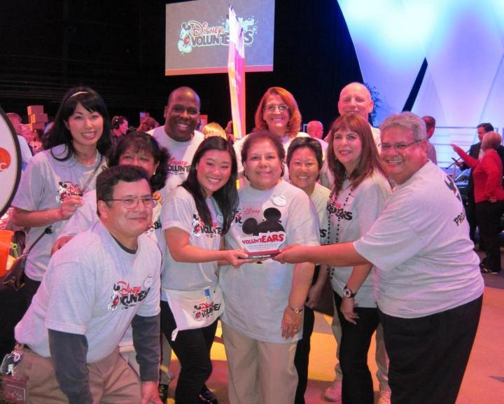 Disney Voluntears 30th Anniversary Event 3