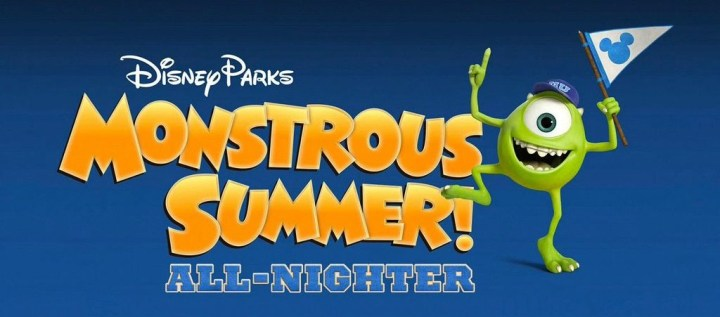 Monstrous Summer All Nighter Logo