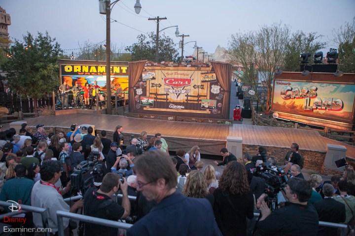 Disney California Adventure Grand Reopening Disneyexaminer Coverage Day 1 Entry 16
