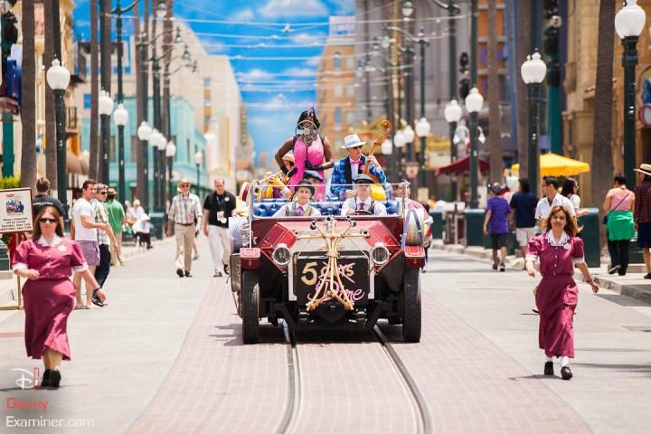 Disney California Adventure Grand Reopening Disneyexaminer Coverage Day 2 Buena Five And Dime