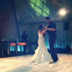 Mike And Becca Sianez Disney Fairy Tale Wedding Disneyland First Dance