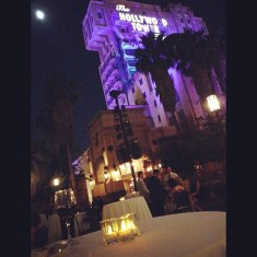 Sianez Disney Fairy Tale Wedding Disneyland Pre Reception Twilight Zone Tower Of Terror Dca